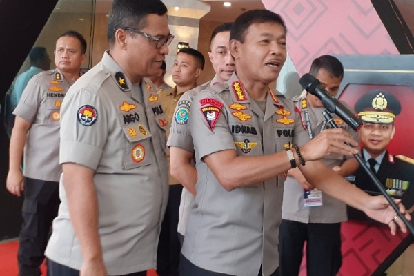 Kapolri: 16 Kabupaten Masuk Kategori Rawan Pelanggaran Prokes, Terbanyak di Buton Utara