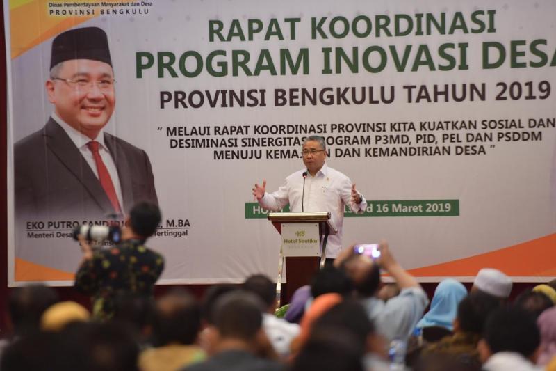 Pemerintah Dorong Kolaborasi untuk PDT, Perbatasan, Perdesaan, dan Transmigrasi