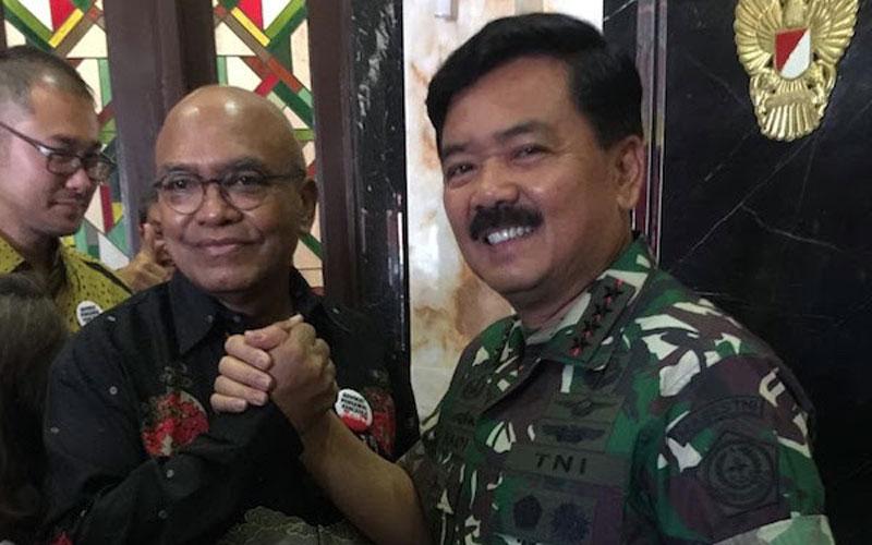 Anomali Pelibatan TNI dalam Mengatasi Terorisme