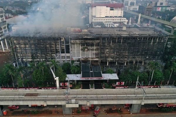 Bareskrim Periksa Penjual Top Cleaner terkait Kasus Kebakaran Kejagung