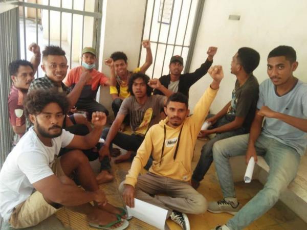 16 Warga Papua Ditangkap Polisi Timor Leste