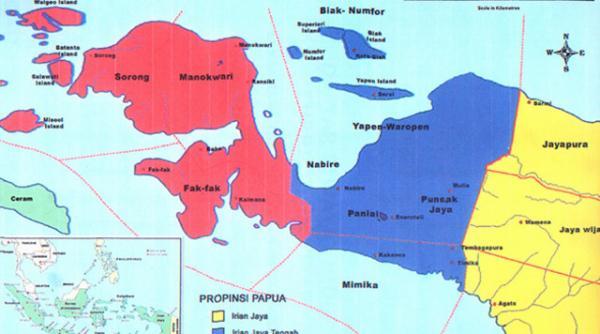 Militerisme Papua Jadi Sorotan Setahun Jokowi-Ma`ruf Amin
