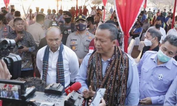 10 Pejabat NTT Tes Swab Usai Kontak Erat dengan Edhy Prabowo