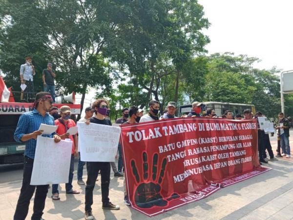 Pemprov NTT dan Pemkab Matim Diminta Kaji Ulang AMDAL Tambang di Lolok dan Luwuk