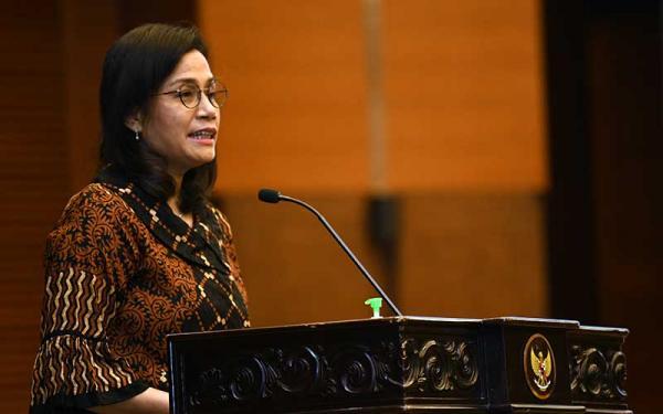Sry Mulyani: Kontraksi Ekonomi Indonesia Masih Lebih Baik dari 170 Negara Lainnya