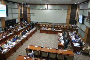 DPR Dalami Penjelasan Kompolnas Soal Listyo Sigit dalam Rapat Tertutup