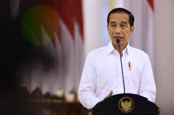 Jokowi Resmikan Tol Kayu Agung-Palembang, Dorong Daya Saing dan Sentra Ekonomi Baru