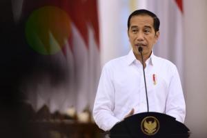 Presiden Jokowi Tak Setuju 75 Pegawai KPK Tak Lolos TWK Diberhentikan