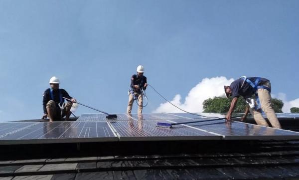 Akselerasi PLTS Atap, Kementerian ESDM Siapkan Program Energi Surya Nusantara
