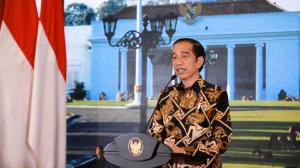 Jokowi Tegaskan Peralihan Status Jadi ASN Tak Merugikan Pegawai KPK
