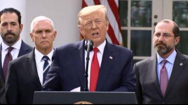 Donald Trump, Presiden AS Pertama yang Dimakzulkan 2 Kali