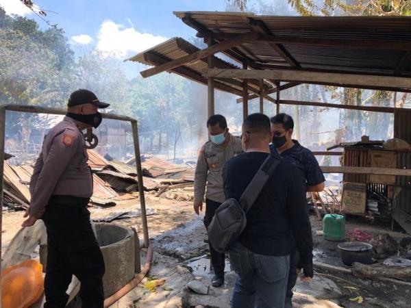 Seorang Pria Tewas dalam Kerusuhan antar Warga di Desa Tuapukan Kupang
