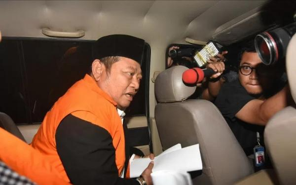 Eks Bupati Sidoarjo Saiful Ilah Dihukum 3 Tahun Penjara