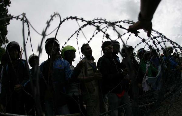 Polisi Tetapkan 22 Tersangka Kerusuhan di Dekai, Papua