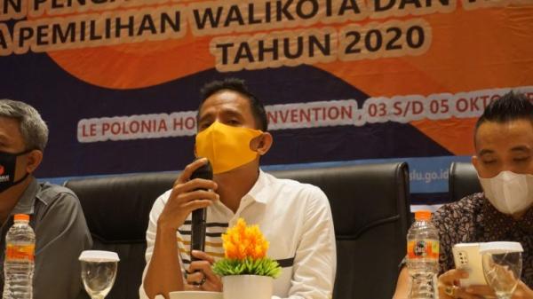 Bawaslu Temukan 36.398 Data Ganda Pemilih Jelang Pilkada Kota Medan