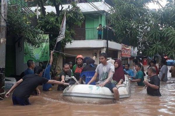 37 Rumah di Seluma Bengkulu Rusak Diterjang Banjir Bandang