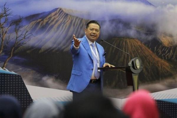 Otto Hasibuan Terpilih Jadi Ketua Umum Peradi Periode 2020-2025