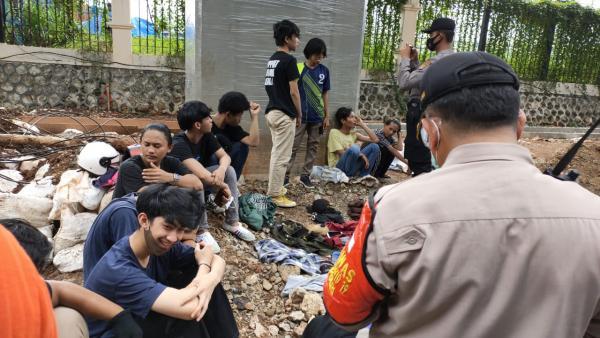 Aksi Menyusup Kelompok Anarko Diendus Polisi, 40 Remaja Ditangkap