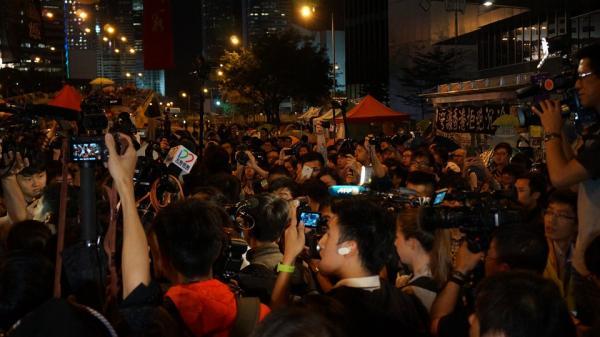 Deretan Wartawan yang Alami Kekerasan Polisi Saat Liput Demo Omnibus Law