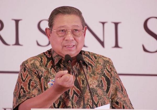 Partai Demokrat Bantah Demo UU Ciptaker Didanai SBY