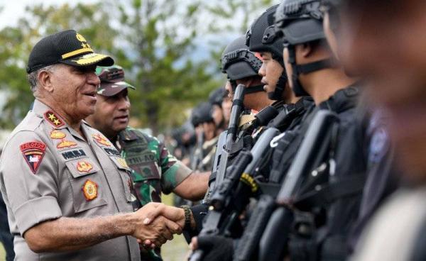 Polisi: Aksi Kekerasan di Intan Jaya Bukan Rekayasa