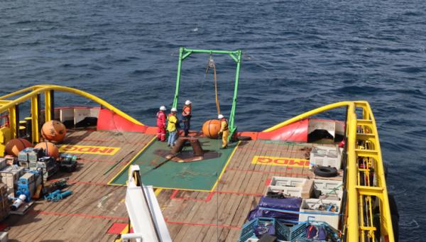 INPEX Tuntaskan Survei Metocean Proyek LNG Abadi