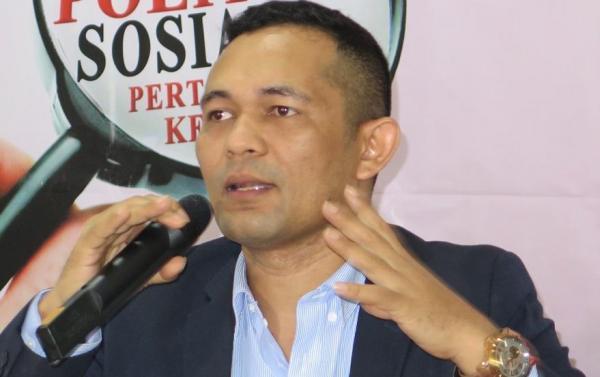 Setahun Jokowi-Ma`ruf, Boni Hargens Soroti Kondisi Politik Istana hingga KAMI