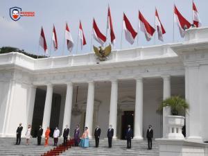 Jokowi Terima Surat Kepercayaan dari 7 Dubes Negara Sahabat