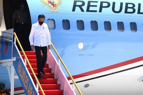 Kunjungi Sultra, Jokowi Resmikan Pabrik Gula dan Jembatan Teluk Kendari Hari Ini