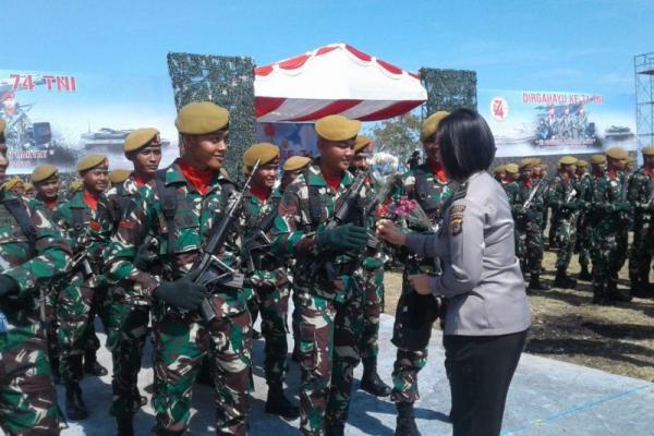 ICJR Sebut Sanski terhadap Anggota TNI/Polri LGBT Diskriminatif