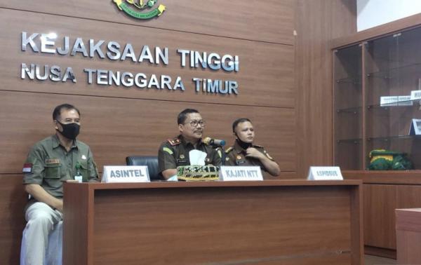 Eks Wali Kota Kupang Ditetapkan sebagai Tersangka Kasus Pengalihan Aset