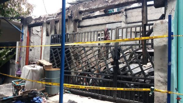 Rumah Terbakar, 1 Keluarga di Legok Tangerang Tewas