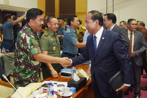 Ini Catatan DPR terkait Perpres Pelibatan TNI Tangani Terorisme