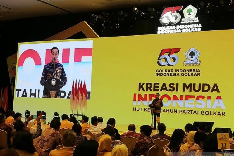 Jokowi: Regulasi dan Birokrasi Indonesia Paling Rumit di Dunia