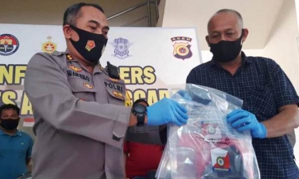 Ustaz di Aceh Tenggara Ditusuk Saat Berceramah Maulid Nabi