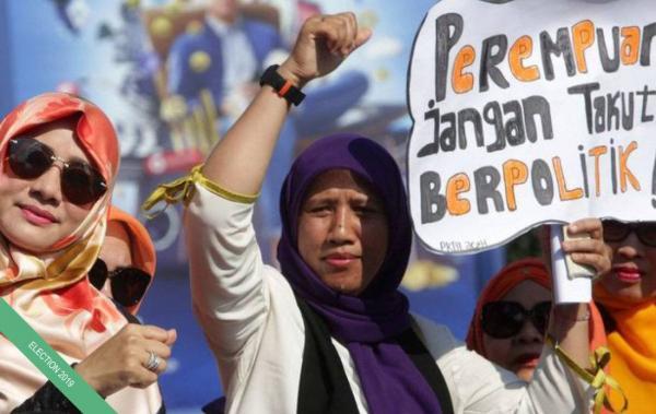 Survei: 45 Persen Warga Sumbar Masih Ragu Memilih Kandidat Perempuan