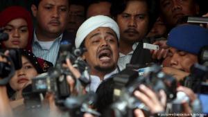 Menimbang Penahanan Habib Rizieq Shihab
