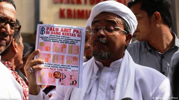 Sidang Rizieq Shihab Kembali Digelar Secara Virtual