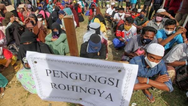 249 Pengungsi Rohingya Kabur dari Lhokseumawe