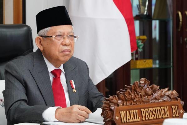 Wapres Amin Minta Civitas Akademika Promosikan Toleransi dan Tolak Kekerasan Atas Nama Agama