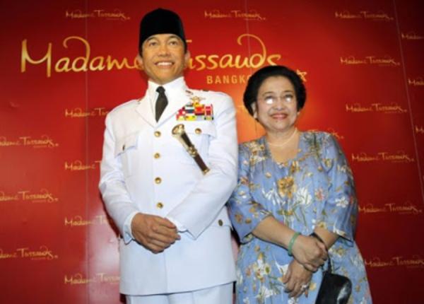 Megawati Saran Kaum Milenial Baca Buku Bung Karno