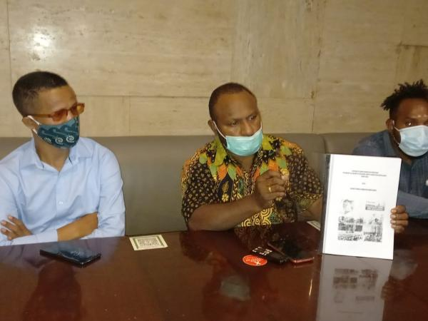 Pemuda Boven Digoel Ingatkan KPU RI: Jangan Memancing Konflik