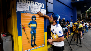 Kisah di Balik Kontroversi Diego Maradona, Pejuang Kaum Tertindas