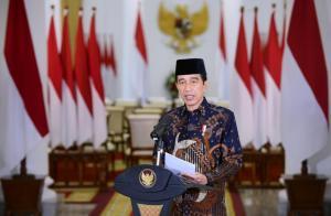 Alasan Efisiensi, Jokowi Bubarkan 10 Lembaga  Nonstruktural
