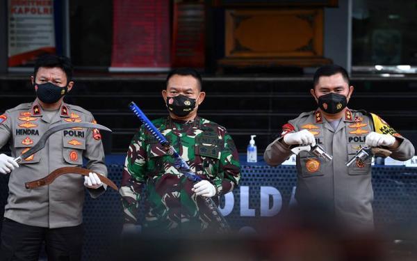 Investigasi Propam Polri Usut Bela Diri Polisi di Kasus Penembakan 6 Laskar FPI