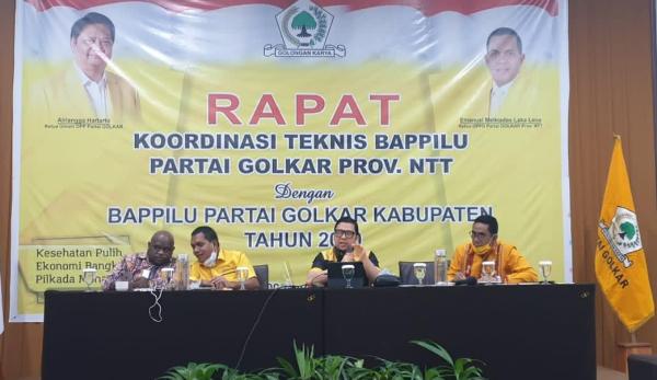 Natalius Pigai Apresiasi Golkar Menangi 7 Kabupaten di Pilkada NTT