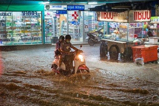 Waspada Potensi Hujan Lebat di Sebagian Wilayah Indonesia