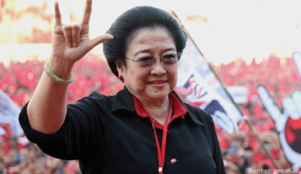 HUT PDIP ke-48, Megawati Kritisi Visi-Misi Kepala Daerah yang Tak Seragam