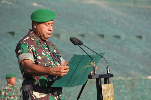 Profil Wakil KSAD Letjen TNI Herman Asaribab, Meninggal Setelah Sebulan Dilantik