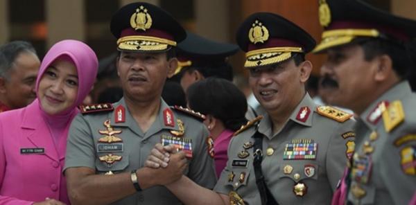 Sah, DPR Setujui Listyo Sigit Jadi Kapolri Gantikan Idham Azis
